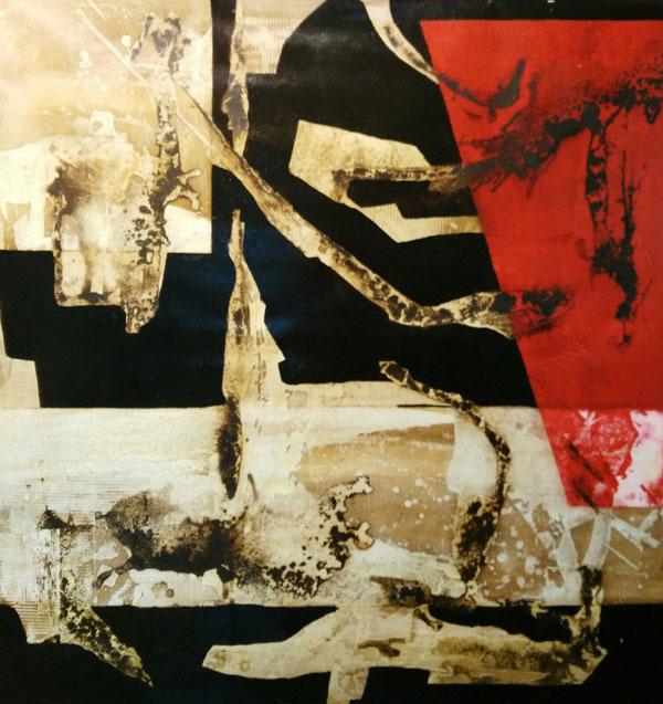 Marino Marini, 'Red Labyrinth III', 2015, Kreislerart