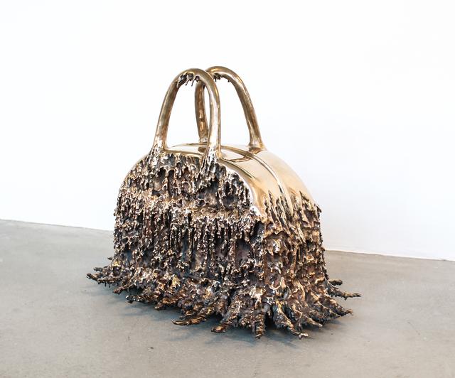 , 'Golden Louis,' 2015, Michael Fuchs Galerie