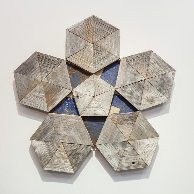 Benjamin Lowder, 'Geoflake 10', 2016, Open Mind Art Space
