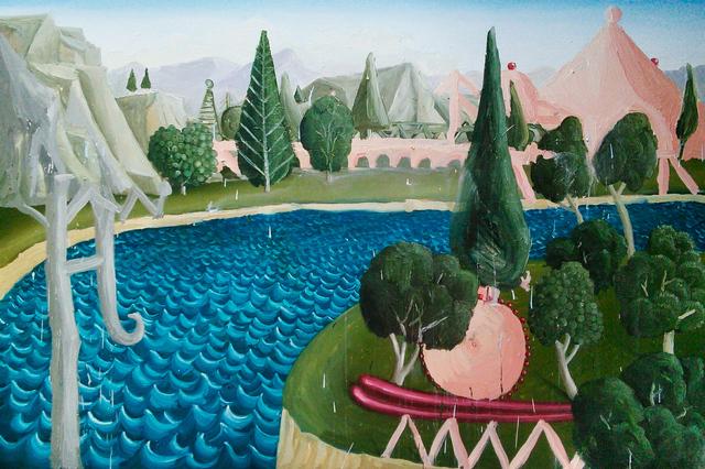 Siro Cugusi, 'Landscape', 2018, Coleccion SOLO
