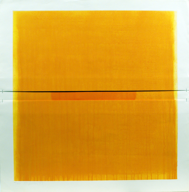 , 'Orange,' 1977, Bernard Jacobson Gallery