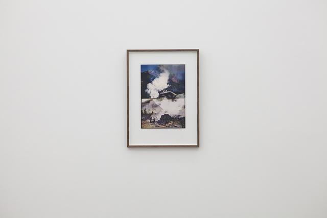 , 'Eruption,' 2016, ANNAELLEGALLERY