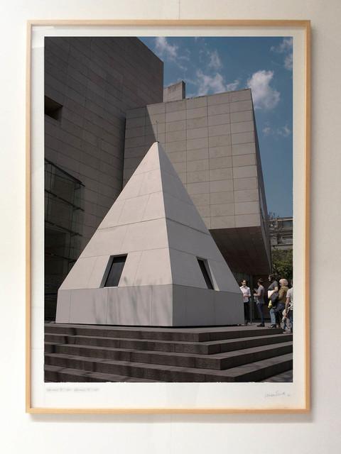 """, '""""La punta - La Democracia del Símbolo"""",' 2015, Luciana Brito Galeria"""