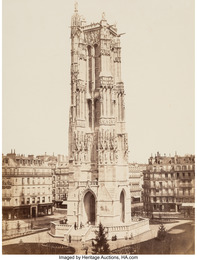 Tour de St. Jacques, Paris