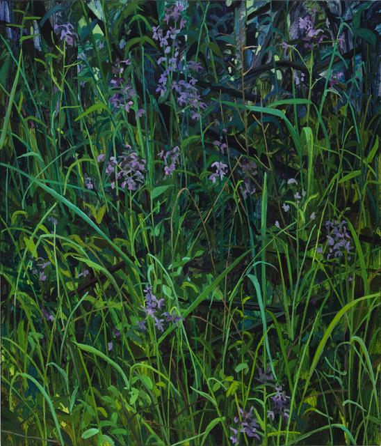 , 'Wildflowers,' 2019, DC Moore Gallery