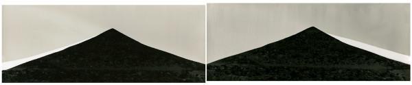 , 'Confine #106-107,' 2017, Galerie Thierry Bigaignon