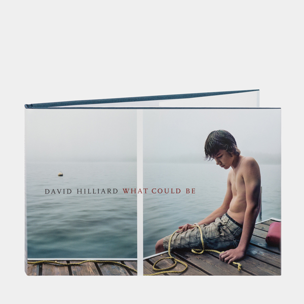 David Hilliard, 'What Could Be', 2014, Books and Portfolios, Book, Minor Matters Books