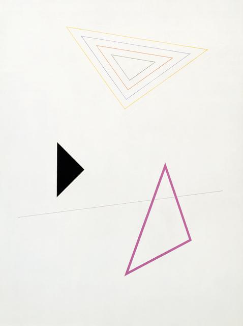 , 'Composition No. 129 (mit Silber Rahmen),' 1941, Annely Juda Fine Art