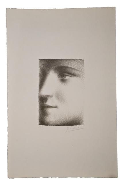 Pablo Picasso, 'Visage de Marie-Thérèse', 1928, John Szoke