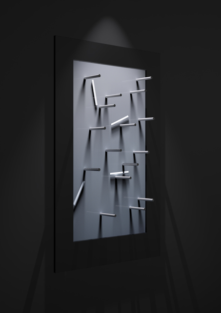, 'Collision,' 2015, Krokin Gallery