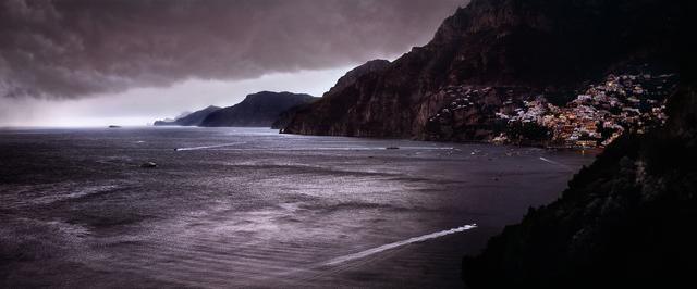 David Drebin, 'Amalfi Coast', 2008, Isabella Garrucho Fine Art