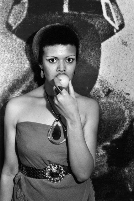 , 'Woman with Lemon,' Circa 1970, Candela Gallery