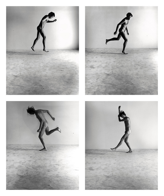 , 'Nude Self-Portrait Series #1A, #3, #2, #4,' 1966, Pace/MacGill Gallery