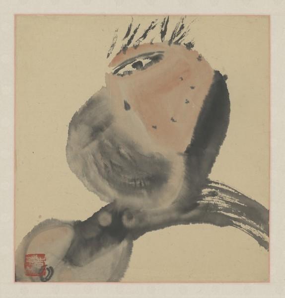 , 'The Tibet Series XVI 西藏组画之十六,' 1984, Ink Studio