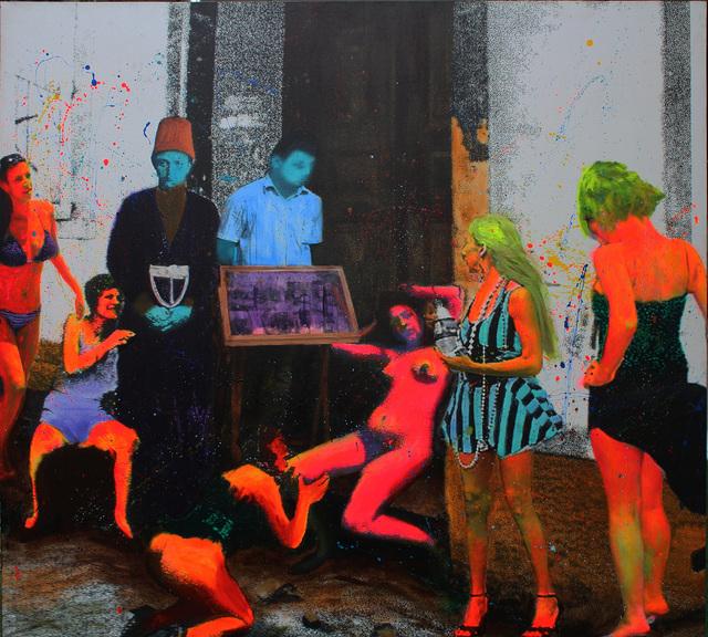 , 'Onu Çok Özlüyorum,' 2009, Anna Laudel