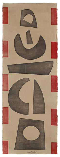 , 'Raijin,' , Gail Severn Gallery
