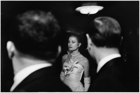 , 'The engagment party of Grace Kelly & Prince Rainer of Monaco at the Waldorf-Astroia. New York,' 1956, Atlas Gallery