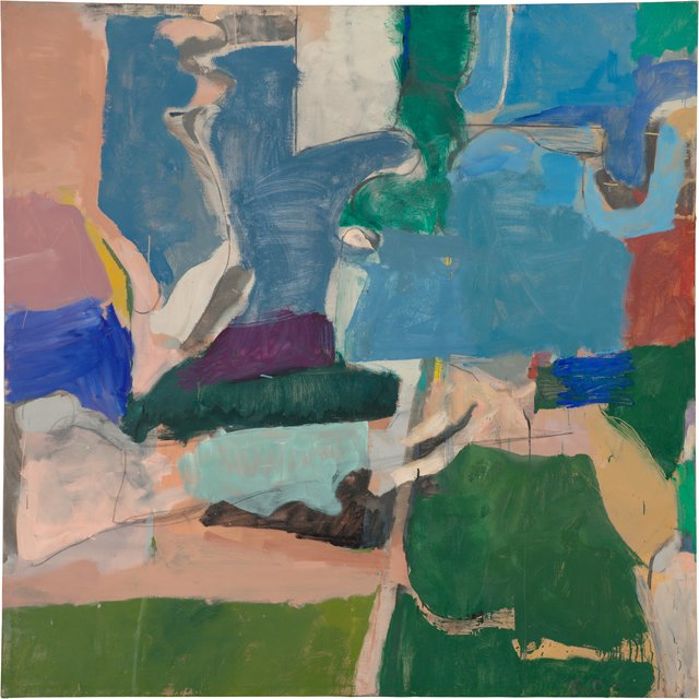 , 'Berkeley # 5,' 1953, Royal Academy of Arts