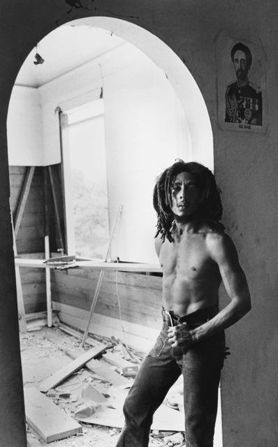 , 'Bob Marley Archway Hope Road,' 1975, KM Fine Arts