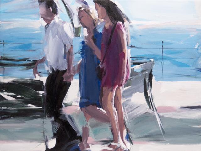 Alireza Varzandeh, 'Elerntag', 2019, Caldwell Snyder Gallery