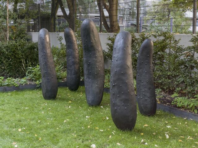 , 'Cucumber,' 2010, KÖNIG GALERIE