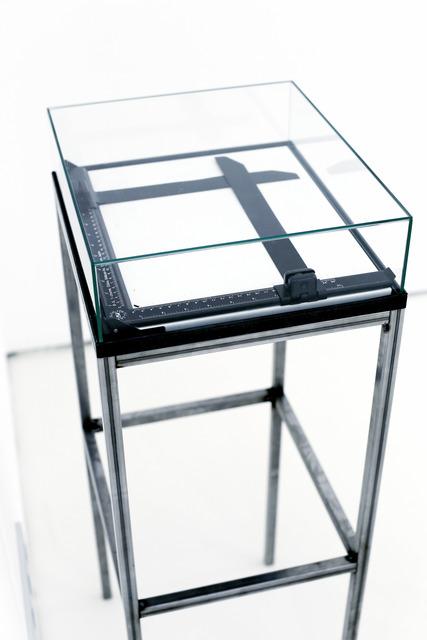 , 'Crop Memory Machine,' 2013, Andréhn-Schiptjenko