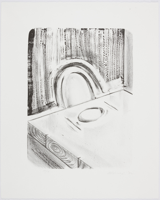 , 'Dinner (One),' 1982, Gagosian
