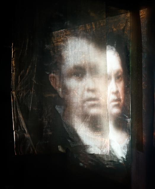 , 'Goya's head,' 2017, Galerie Anhava