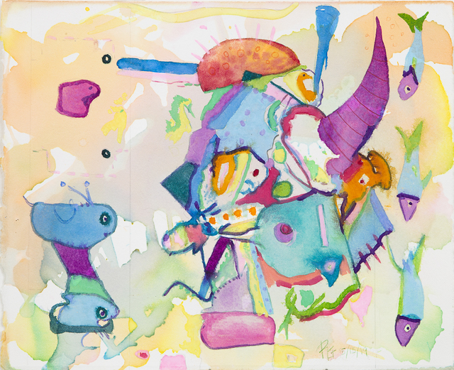 Rives Granade, 'Tobou ', 2019, Ochi Projects