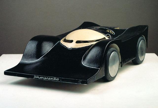 , 'Polistes-car,' 1990, Deweer Gallery