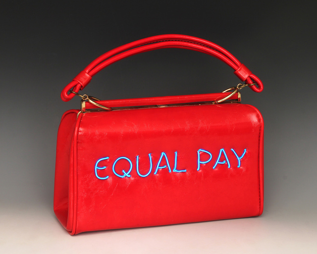 , 'Pred-a-Porter: Equal Pay #2,' 2015, Nancy Hoffman Gallery