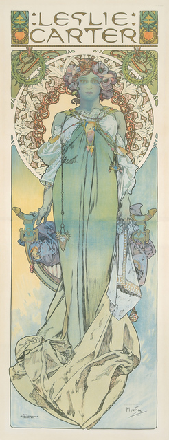 , 'Leslie Carter,' 1908, Rennert's Gallery