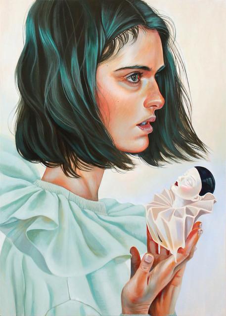 , 'Save,' 2017, Massey Lyuben Gallery