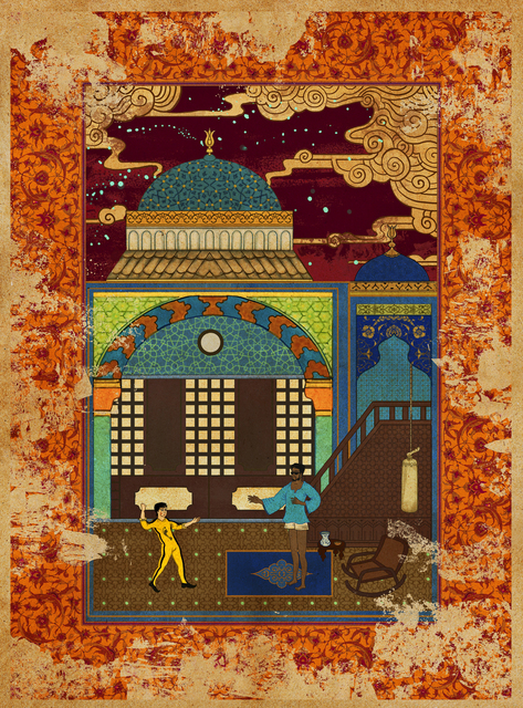Murat Palta, 'Game of Death', 2016, x-ist