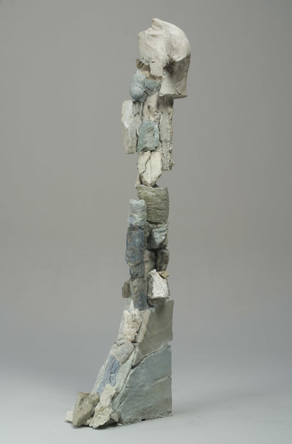 Stephen De Staebler, 'Figure with Extended Leg', 2008, Sculpture, Clay, Dolby Chadwick Gallery