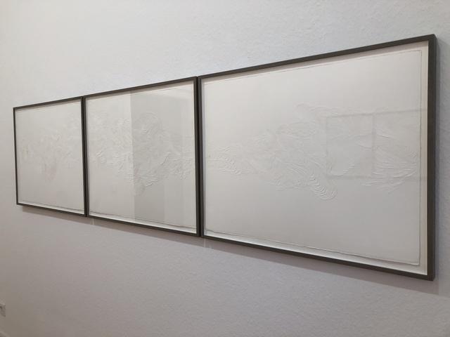 , 'Triptychon (#509_1, #509_2, #509_3),' 2005, Sebastian Fath Contemporary