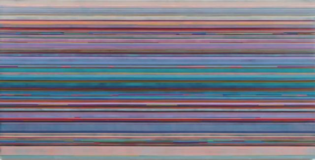 Linda Day, 'Pulse (Between/Beyond) #19 (Glitch)', 2006, Painting, Acrylic, JAYJAY
