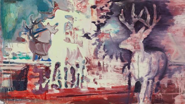 , 'Deers,' 2017, Pop/Off/Art