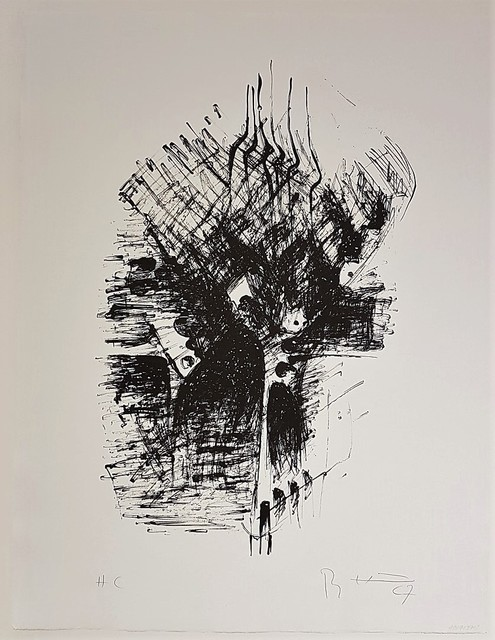 , 'Composition,' 1964-1967, Cerbera Gallery