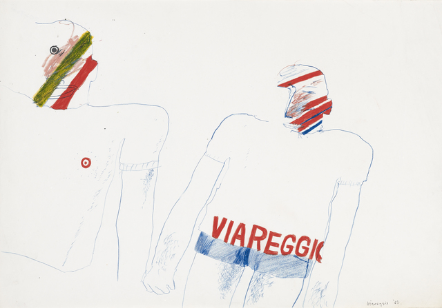 , 'Viareggio,' 1962, Offer Waterman