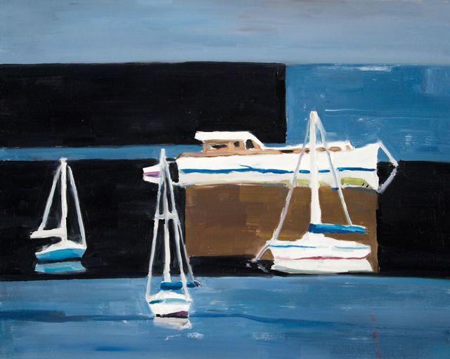 , 'Fairhaven, Bellingham,' 2018, WaterWorks Gallery