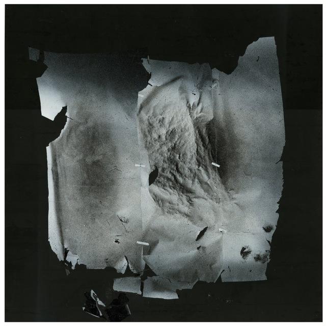 """Patrice Pantin, '""""empreinte de pierre sur papier""""', 2018, Galerie Frey"""