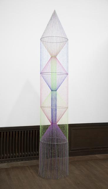 , 'Reverse Order Copy Column,' 2018, Galleri Magnus Karlsson