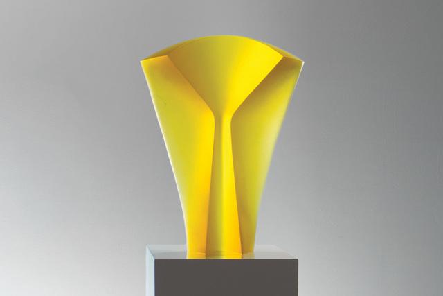 , 'Golden Angel,' 2017, Glasgalerie Stölting