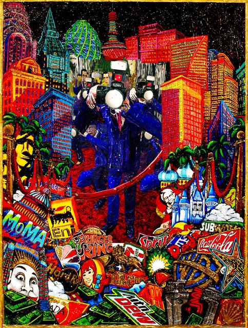 , 'The Brotherhood - The Arrival,' 2015, Luis De Jesus Los Angeles