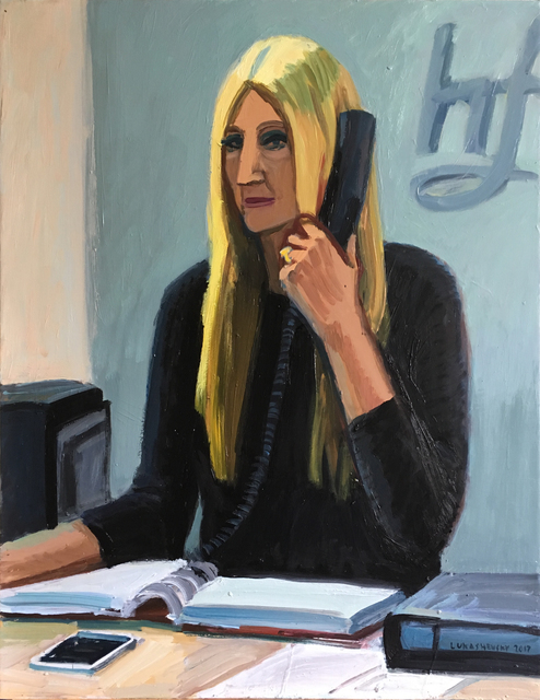 , 'The Secretary,' 2018, Rosenfeld Gallery