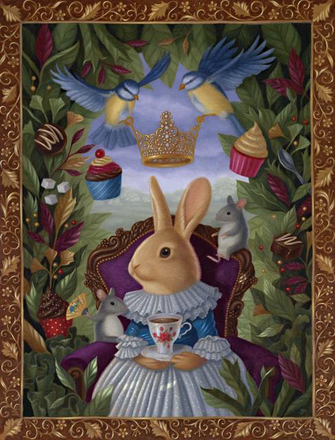 Gina Matarazzo, 'The Highest Tea', 2018, IX Gallery
