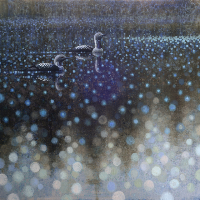 , 'Pacific Loons,' , Stremmel Gallery