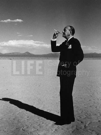 Loomis Dean, 'Noel Coward', 1955, Photography, Silver Gelatin Print, Contessa Gallery