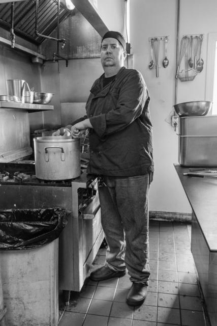 , 'The Chef,' , Soho Photo Gallery
